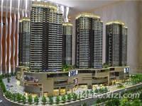 隆生东湖9区沙盘模型