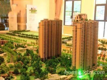鼎峰国汇山沙盘模型