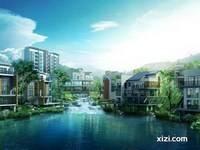 出租鹏基万林湖2室1厅1卫60平米1500元/月住宅