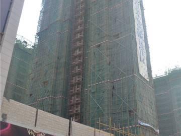 上城style 项目进展图