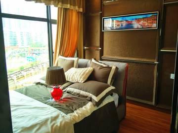 景富时代02户型 卧室