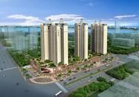 江北中心区 君颐家园 户型方正 3房2厅 精装修