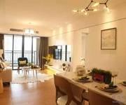 泰宇·城市中央 A户型 餐厅+客厅