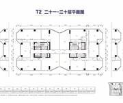 佳兆业ICC  T2-21~30平面图