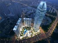 江北荣灿中心,江北CBD,近华贸天地购物中心,生活办公方便。