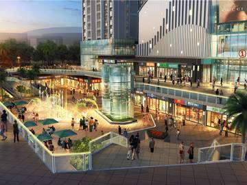 鑫月广场·欢乐海湾地下商场