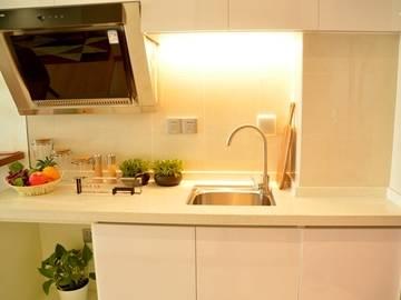 鑫月广场·欢乐海湾 公寓住宅  50㎡  厨房