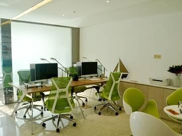 鑫月广场·欢乐海湾 公寓办公  50㎡  办公区