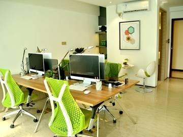 鑫月广场·欢乐海湾 公寓办公  50㎡  客厅