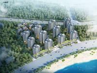 惠州城区7字头 海伦堡集团 看江景房 三面江 未来可期