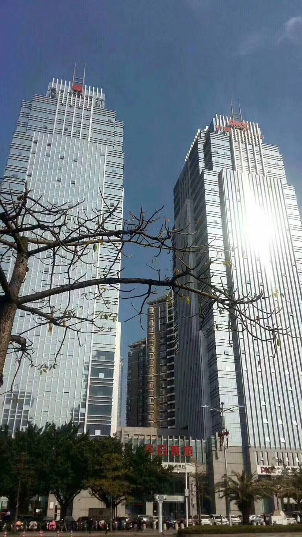 江北行政中心 市政府隔壁 高回报写字楼出售 租金5500左右 只售98万