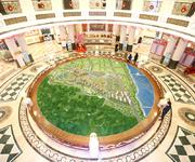 佳兆业-东江新城-营销中心-沙盘