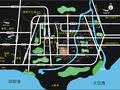 丰谷天玺交通图