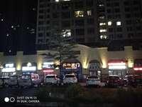 凯旋城正大街,层高6米,餐饮铺,单价3万