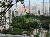 江北中心段高档花园 润宇豪庭小区 全程看景 精装修四房 直接入住 带入户花园