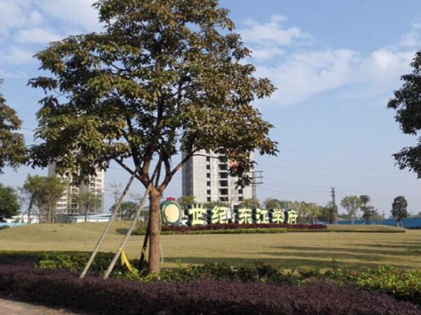 惠城区,东江学府五期 南北通透 标准4房 读惠南