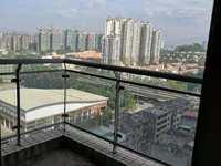自带公立学校 中洲江景大复式 上下两层使用面积高 视野无遮挡业主诚心卖