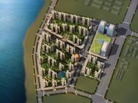 惠州市金山湖 豪宅标杆 湖心岛一号 中心位置