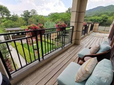 惠林温泉 端头边位别野赠200多平大花园高额返租高尔夫庄园