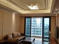 惠州中心 旁边华贸中心 荣灿精装两房出租!