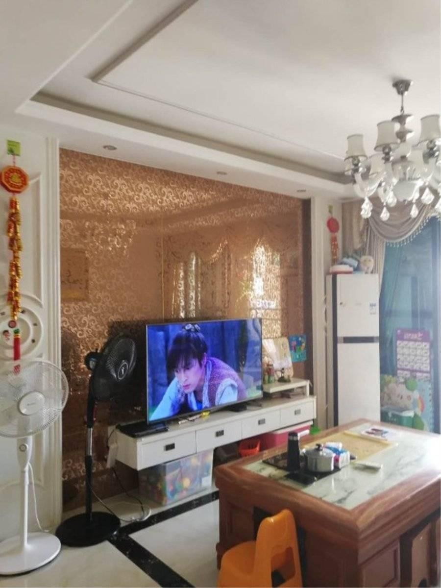 鼎峰国汇山 江北大花园社区 精装修4房 送家私家电来电98折