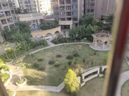 朝东南看花园,68平精装两房75万,满两年看房方便,阳光新苑