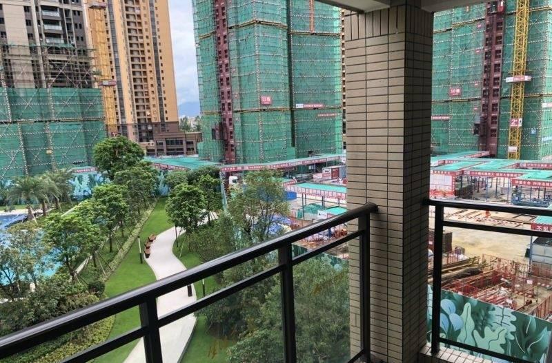 时代中国首付4.8万 三房两卫准现房 大社区密度低 时代倾城