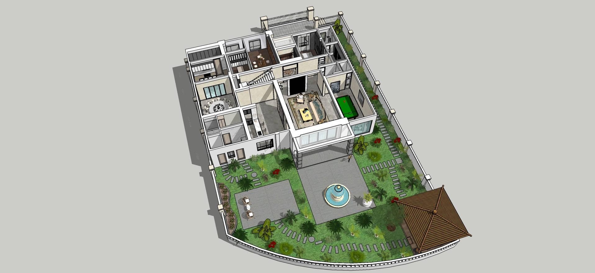 白鹭湖独栋别墅 带500多平方私家花园 已经加建好200平方 亏本150万急售