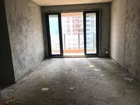 宏益花城、电梯精品毛坯三房、中高层南向、带二27小