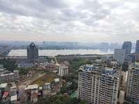 可看江景 中高楼层 住宅性质 有学校 有泳池 有花园精装2房