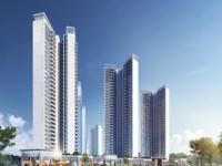 金山新城 城市未来中心 单价一万二 带装修