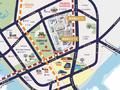 佳兆业中心交通图