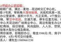 出租曼哈顿广场55平米3500元/月写字楼