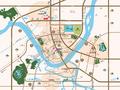海伦堡·海伦逸居交通图