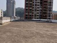 真实房源,带120平露台,全新毛坯朝南三房,27小就在旁