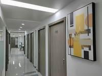 惠州江北中心精装商用办公室出租,即租即用,注册公司有扶持政策