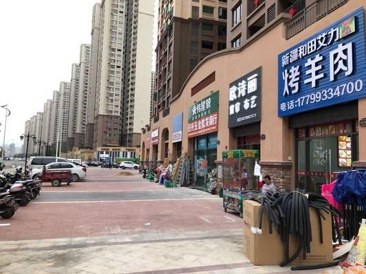 中信凯旋城正街餐饮商铺 十字路口转角位旁 业主亏钱卖 投资回报率超高 看铺有钥匙
