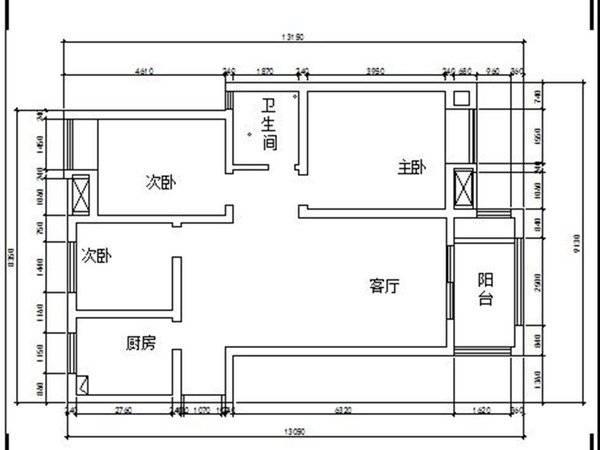 麦地钻石地段带绿湖花园 升平苑电梯三房 家私电全送 格局端正