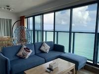 提前联系有优惠 VIP价一线海景房 推开窗就是海 下楼就是沙滩 带酒店托管返租