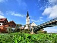 北站新城 惠州一中学位 奥地利小镇风景区 高阔3-5房 洋房别墅都有 大花园社区