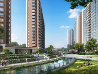 江北北站CBD投资,住家首选,带精装修