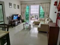 出租阳光假日花园3室2厅1卫80平米2300元/月住宅