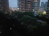 阳光御园 南北通南北双阳台 拎包入住3房 看小区花园 126万