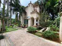 雅居乐白鹭湖,独栋别墅,精装,300 私家花园,小区最低一套