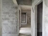前看鸟巢 后看江景 金山湖凯旋城124平方 4房 中间楼层 花园中间