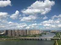 金山湖豪宅标杆悦湖会高层118平看江景随时看房