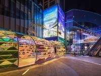 仲恺大型商圈鑫月广场,楼层好视眼开阔,购物交通方便!