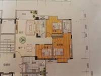 龙日花苑3房2厅,家私家电齐,拎包入住,免中介费