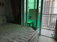 江北义乌公寓1房1厅,家私家电。带租约..出售38万。满两年。