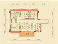 出售TCL康城四季3室2厅2卫110平米108万住宅